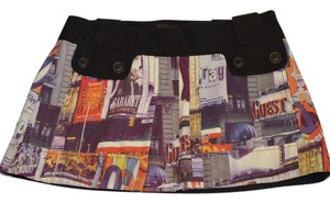 Custo Barcelona Mini Skirt Multi