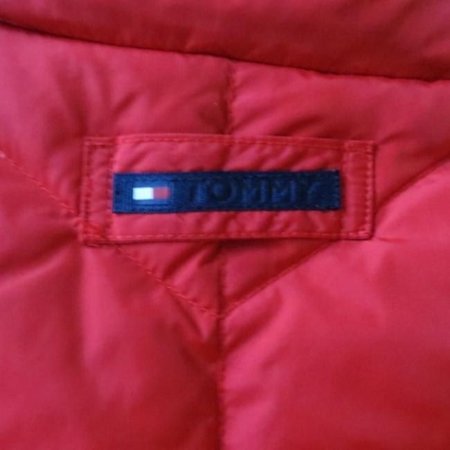 Tommy Hillfiger Red Jacket