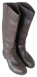 Kenneth Cole Reaction Leather brown Boots