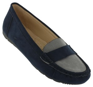 Red Circle Footwear Navy Flats