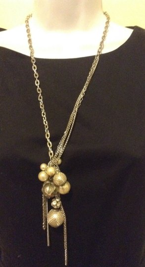 Simply Vera Vera Wang Simply Vera VERA WANG STATEMENT NECKLACE NEW Image 1