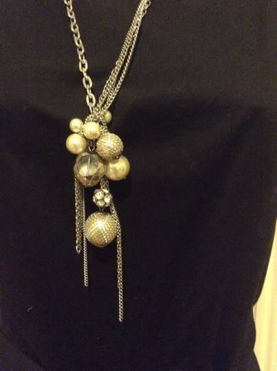 Simply Vera Vera Wang Simply Vera VERA WANG STATEMENT NECKLACE NEW Image 2