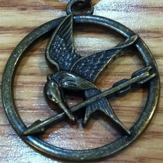Lionsgate Mockingjay Charm Necklace
