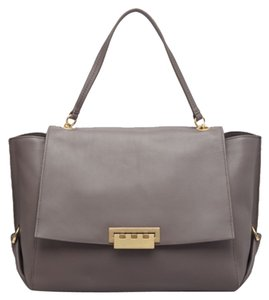 Zac Posen Satchel in Concrete
