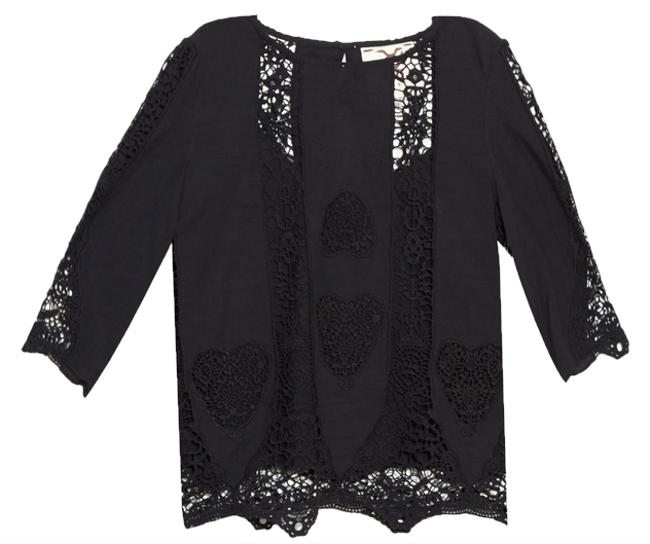 Preload https://item1.tradesy.com/images/figue-black-thalie-guipure-lace-blouse-size-10-m-10511545-0-2.jpg?width=400&height=650