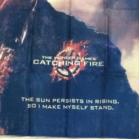 Lionsgate Hunger Games Fabric Poster Image 2