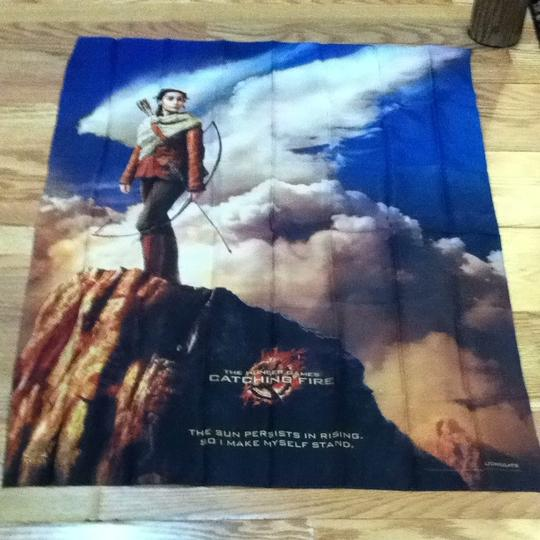 Lionsgate Hunger Games Fabric Poster Image 5