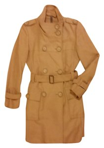 Armor Jeans Trench Coat