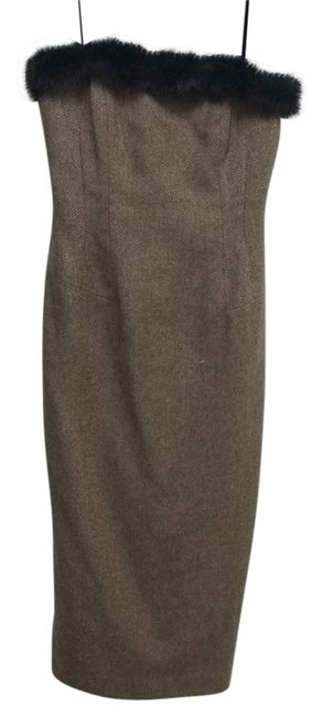 Preload https://item2.tradesy.com/images/shoshanna-brown-tweed-strapless-mid-length-cocktail-dress-size-4-s-10511686-0-1.jpg?width=400&height=650