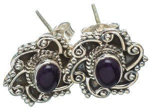 Other Sterling silver and Amethyst earrings