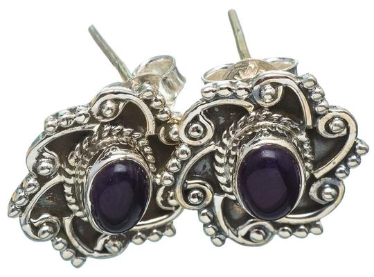 Preload https://img-static.tradesy.com/item/1051170/amethyst-and-sterling-silve-earrings-0-0-540-540.jpg
