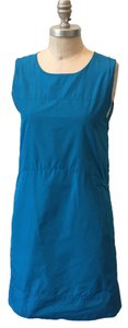 Marc by Marc Jacobs short dress Sky Blue Bright Crisp Tafetta on Tradesy