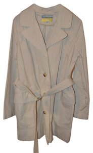 Old Navy Old Navy, 100% cotton, nude, nicely fitted trench coat, belted trench coat, trenchcoat, maternity wear, maternity jacket, maternity coat, buttons, collar, lightweight, spring jacket, light color, size M