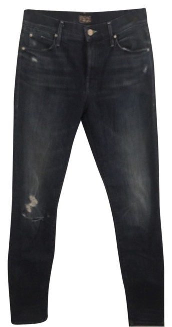 Preload https://item3.tradesy.com/images/mother-dk-blue-the-charmer-skinny-jeans-size-28-4-s-10513207-0-1.jpg?width=400&height=650