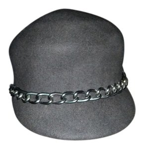 Badgley Mischka Badgley Mischka Wool Chain Hat