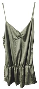 Urban Outfitters Top Silver, gray