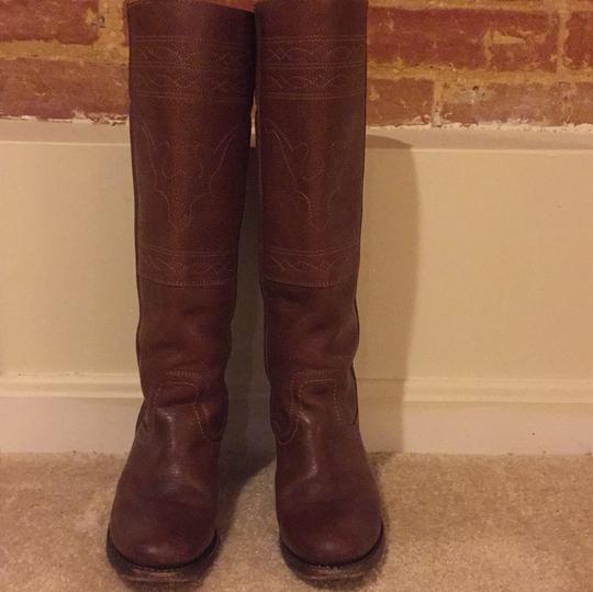 Frye Tan/Brown Boots