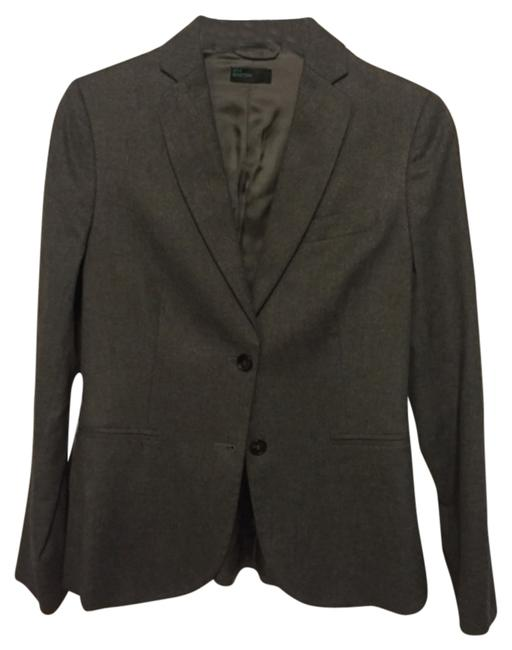 Preload https://item1.tradesy.com/images/united-colors-of-benetton-grey-blazer-size-4-s-10514560-0-1.jpg?width=400&height=650