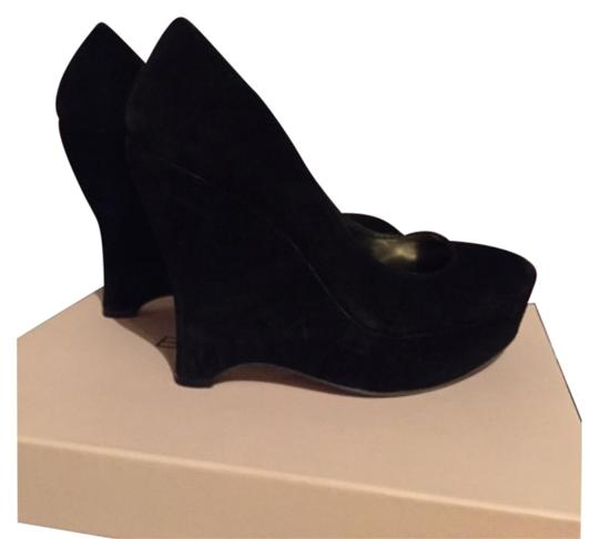 BCBGeneration Blac Wedges