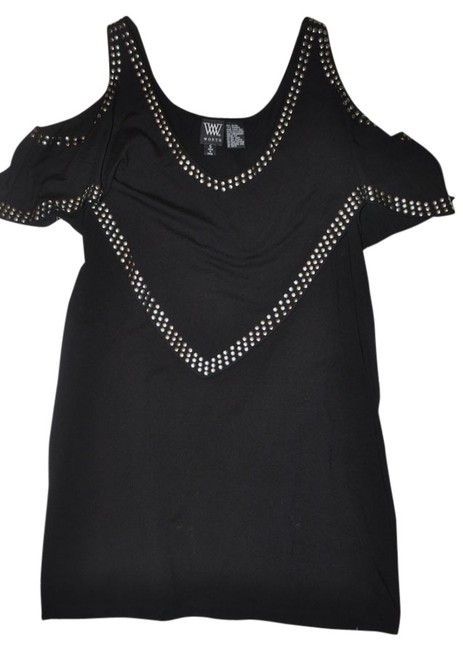 Preload https://item5.tradesy.com/images/w-by-worth-black-studded-date-mini-night-out-dress-size-6-s-10515619-0-1.jpg?width=400&height=650