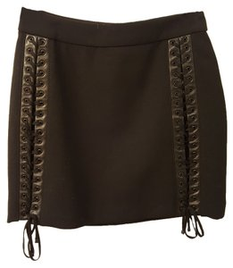 Dolce&Gabbana D&g Mini Mini Skirt black