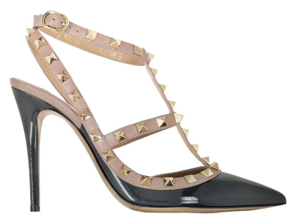Valentino Spring50 Dark Grey Use Spring50 Valentino To Get Off Rockstud 4