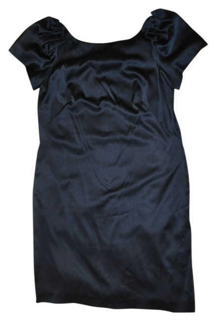 Preload https://item3.tradesy.com/images/suzi-chin-indigo-holiday-party-silk-above-knee-cocktail-dress-size-10-m-10515802-0-1.jpg?width=400&height=650