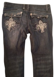 Chinese Laundry Straight Leg Jeans