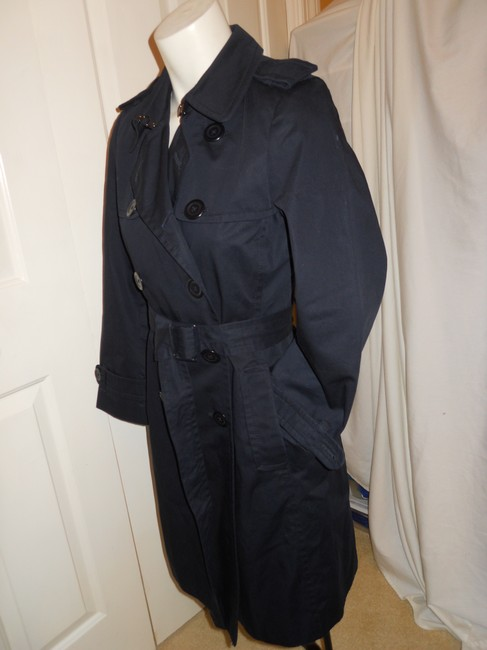 Banana Republic Cotton Trench Coat