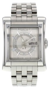 Bedat & Co Bedat & Co No 7 B797.011.620 Stainless Steel Automatic Men's Watch (7091)