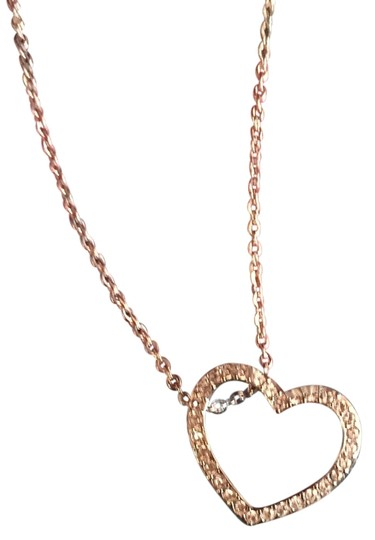 Swarovski Swarovski Crystal Heart Necklace
