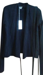 Max Mara black knit cardigan Jacket