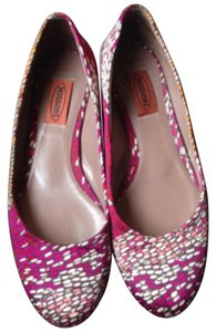 Missoni Multi pinks Flats