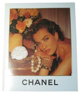 Chanel Look Book Collection Croisiere 1991-1992