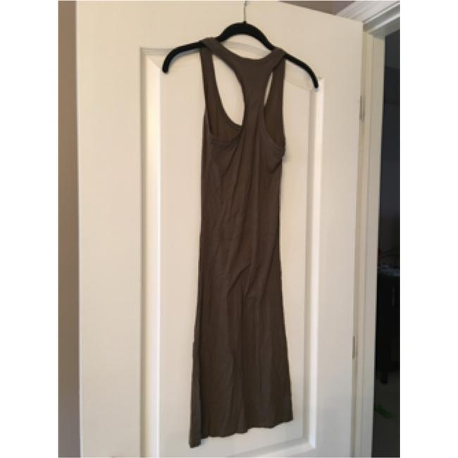 BCBGMAXAZRIA short dress Sage on Tradesy
