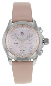 TAG Heuer TAG Heuer Link CJF1313.FC6190 Stainless Steel Quartz Ladies Watch (8198)