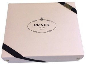 Prada Prada Box, Ribbon And Tissue