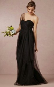 Jenny Yoo Onyx (Black) Annabelle Dress