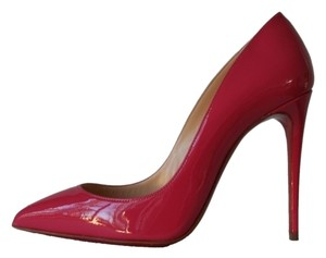 Christian Louboutin Pigalle Follies 100 100mm Pink Pumps