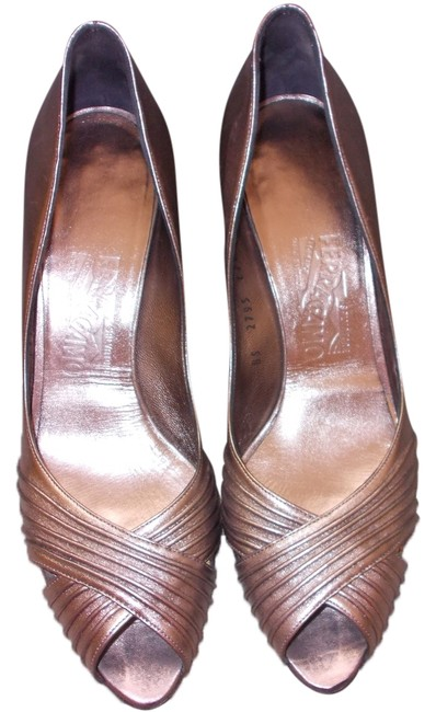 Item - Bronze D 5 2795 C71 Formal Shoes Size US 9 Narrow (Aa, N)