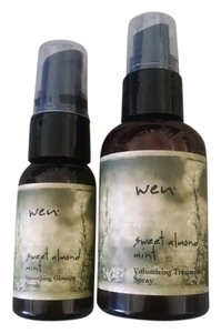 Wen by Chaz Dean Wen serum 1oz and volumizing spray 2oz