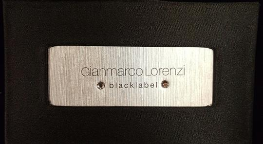 Gianmarco Lorenzi Collector Item Numbered Limited Edition Triple Platform Collector Box Gold Pumps