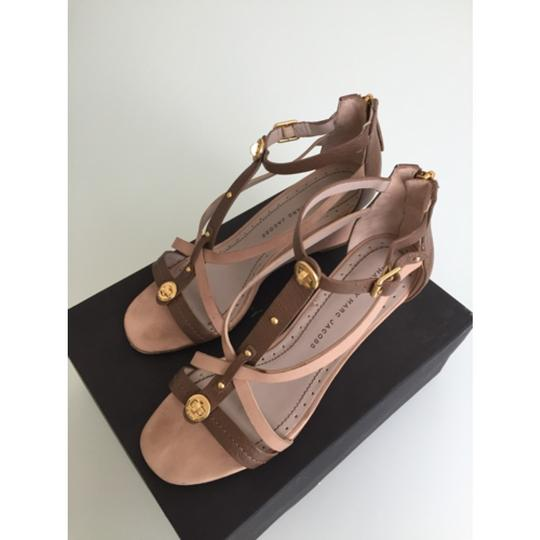 Marc by Marc Jacobs Nude Sandals
