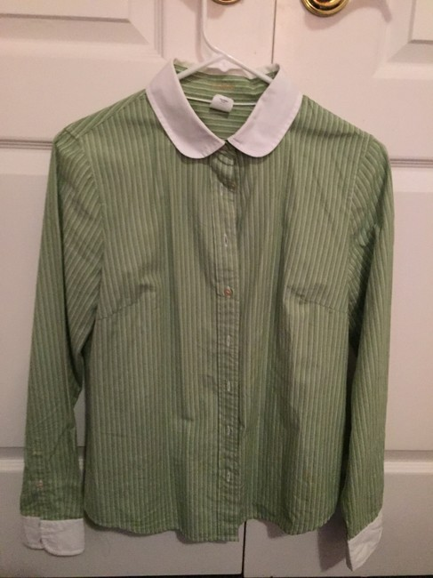 J.Crew Classic Limited Edition Button Down Shirt Striped