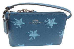 Coach Star Canyon Wristlet in Blue