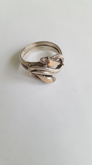 Other Silver Snake ring