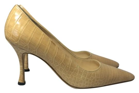 Manolo Blahnik Dune Pumps