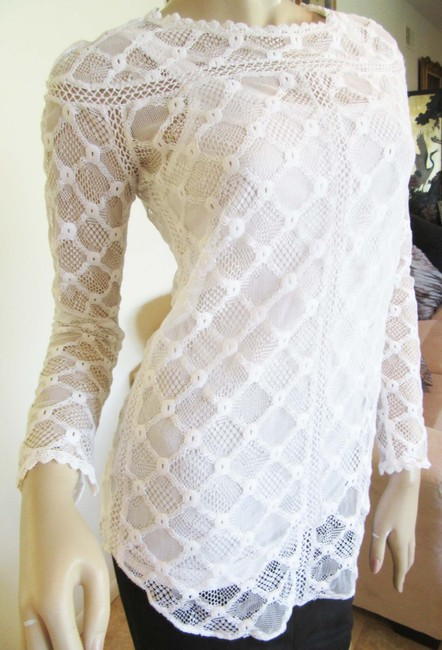Isabel Marant Lace Blouse Blouse Lace Sweater