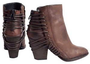 Dolce Vita Leather Brown Boots