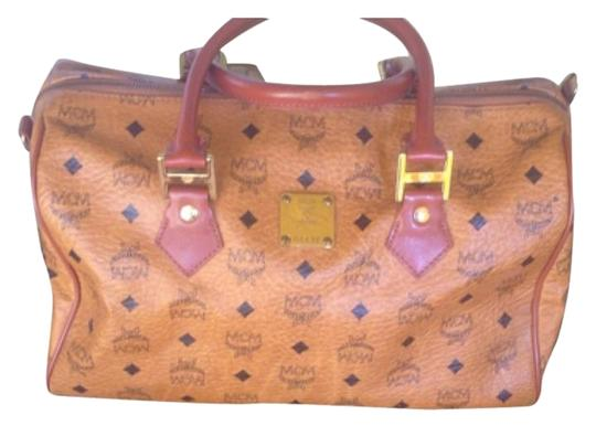 Preload https://img-static.tradesy.com/item/10526077/vintage-90-s-cognac-visetos-satchel-0-7-540-540.jpg